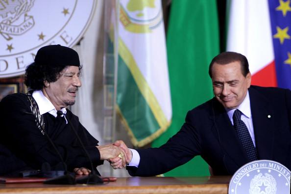 Gaddafi-Berlusconi-Masonic-Handshake