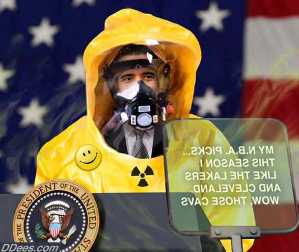 Obama-radiation