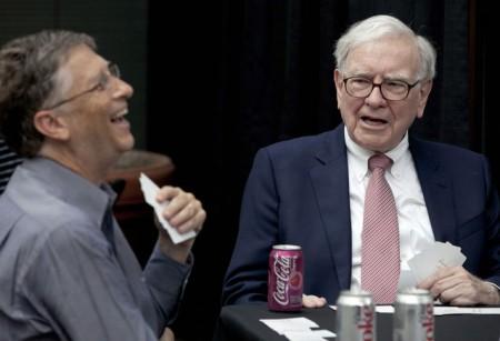 Buffett Donates $1.5 Billion in Annual Gift to Gates Foundation