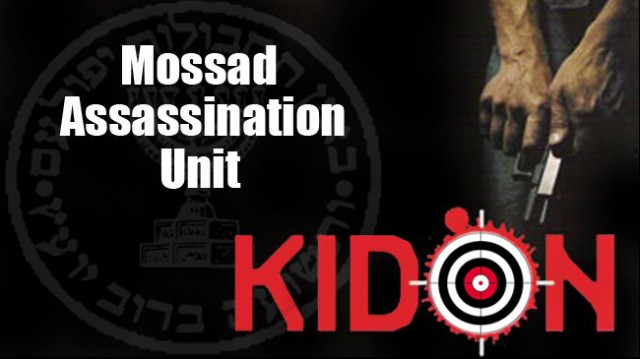 Mossad-Kidon