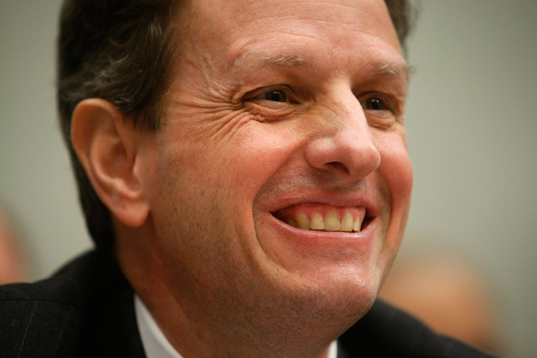 geithner the mole