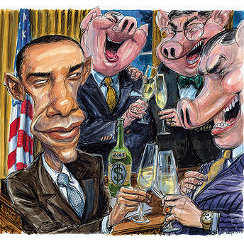 elite-puppet-president-and-wall-street-banksters