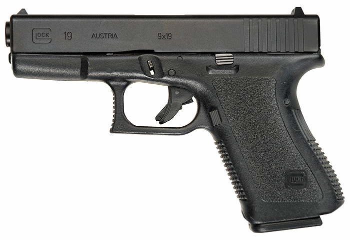 Glock-gun