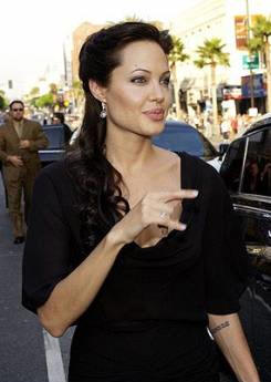 angelina-jolie-satanic-hand-sign