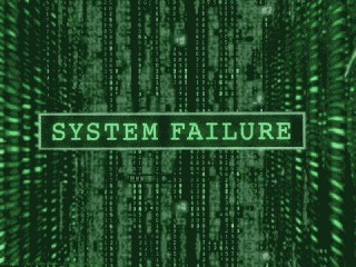 matrix-system-failure