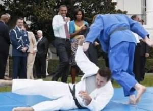 Obama-Judo