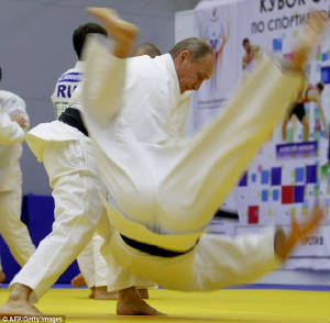 Putin-Judo