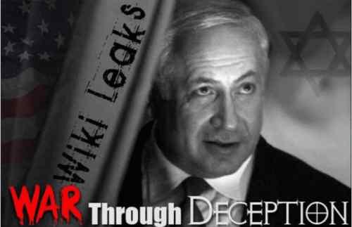 Wikileaks-Mossad