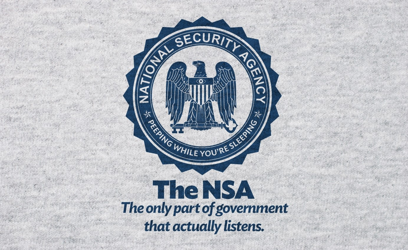NSA-The-Only-Part-Of-Government-That-Actually-Listens