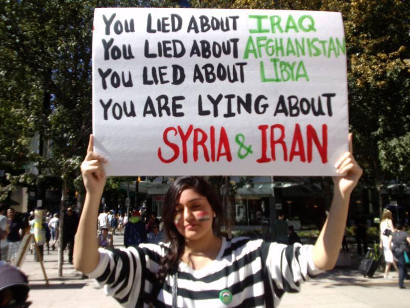 Syria-lies