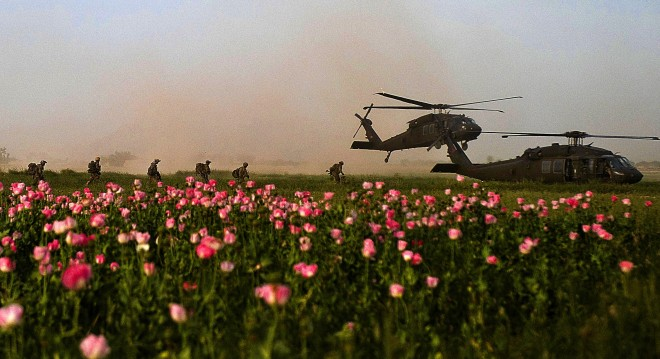 US-Special-Forces-Military-Opium-Heroin