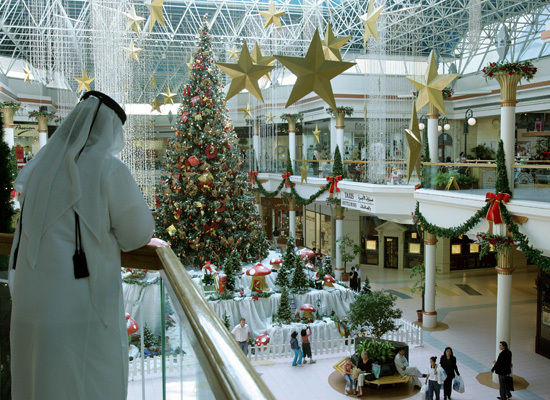 Dubai-Christmas
