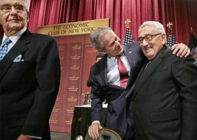kissinger-bush