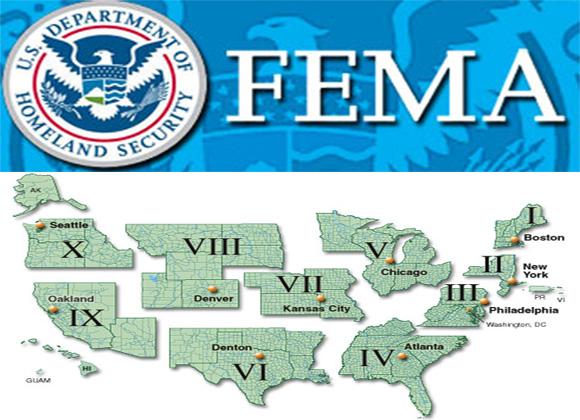 FEMA-zones
