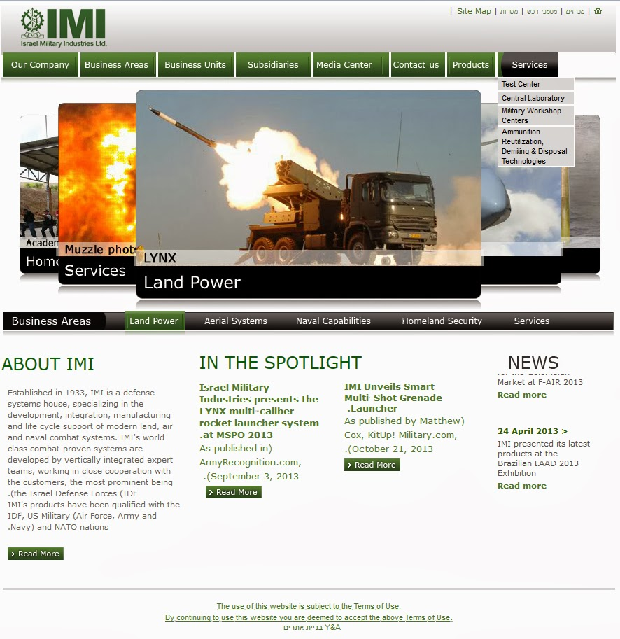 Israel-Military Industries-LTD
