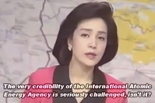 Japan's Nihon TV in 1993: 'What Happened to Chernobyl Children 7 Years after the Accident'