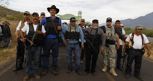 Mexican Citizens Topple Drug Cartels And Are Rewarded With Government Retaliation-2