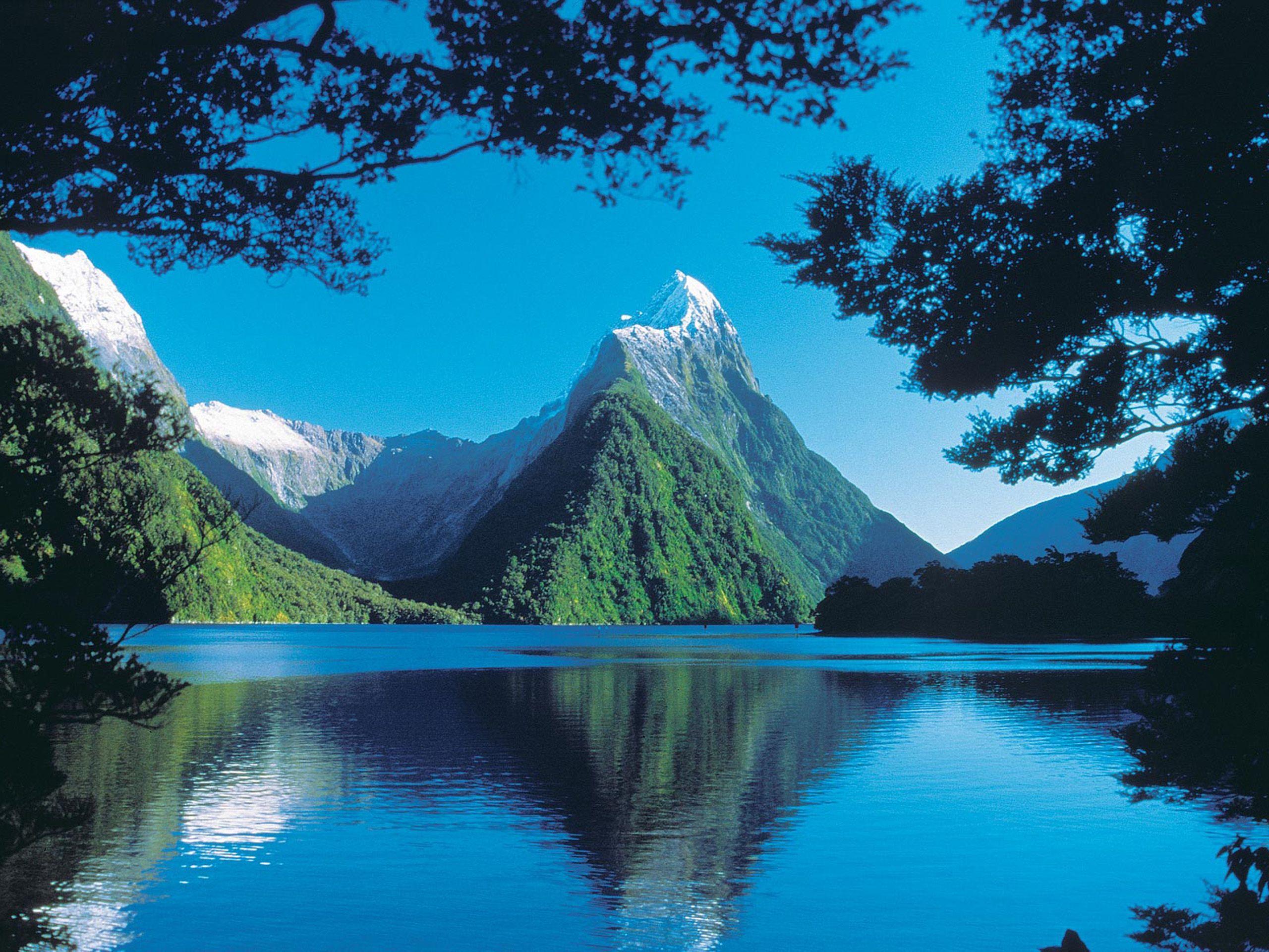 Milford-Sound-Fiordland-National-Park-New-Zealand