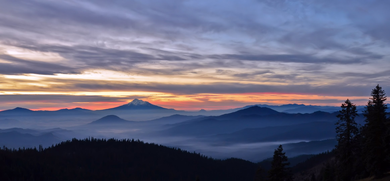 Mt. Shasta-sunrise