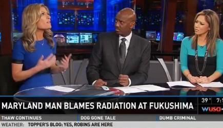 Officials want data on U.S. Navy sailors Fukushima exposure