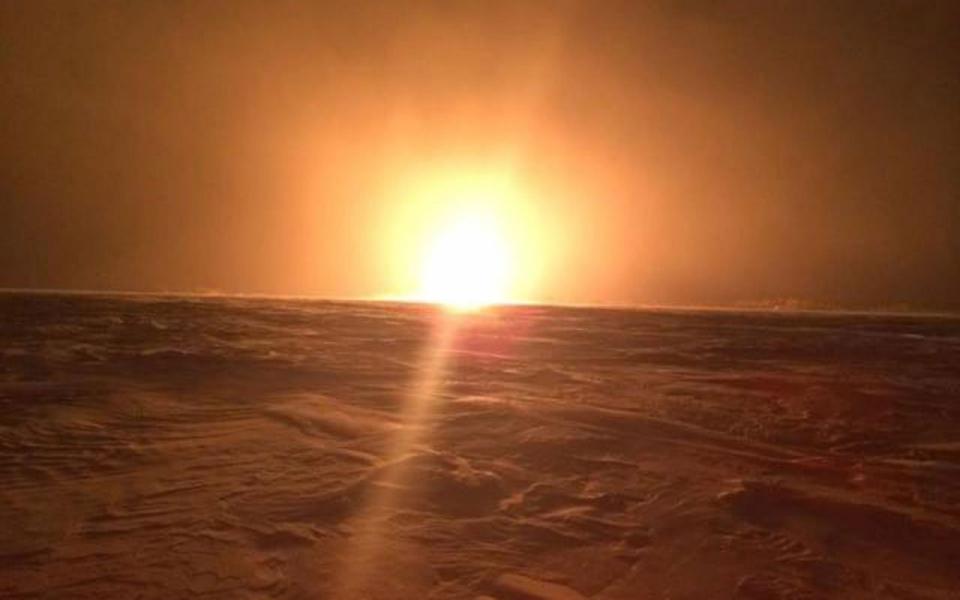 TransCanada natural gas pipeline explodes near Winnipeg