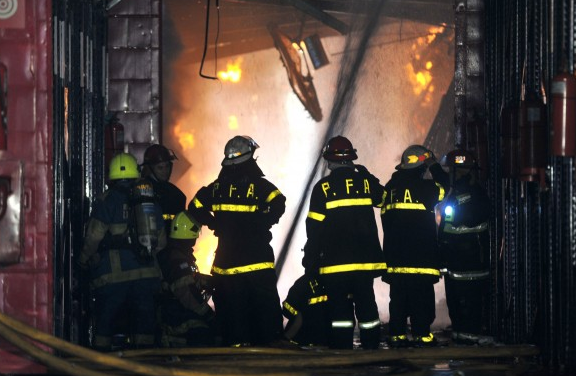 Argentine Banking System Archives Destroyed By Deadly Fire