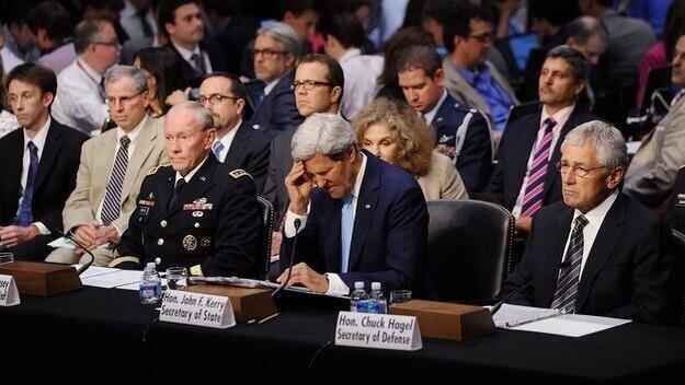 John Kerry Pain