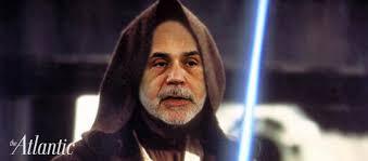 Obi-Wan Kenobi Bernanke