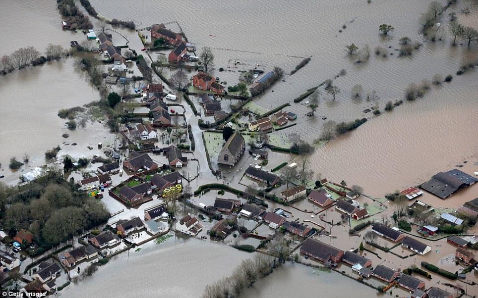 Thames-flood