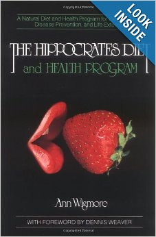 Ann Wigmore - The Hippocrates Diet and Health Program