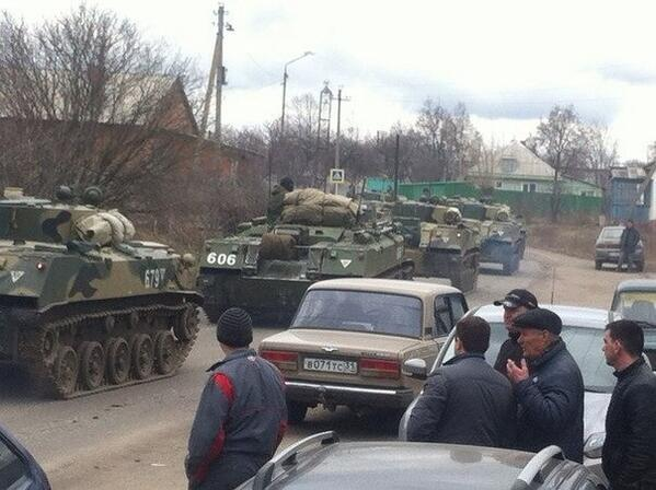 Belgorod troops 1