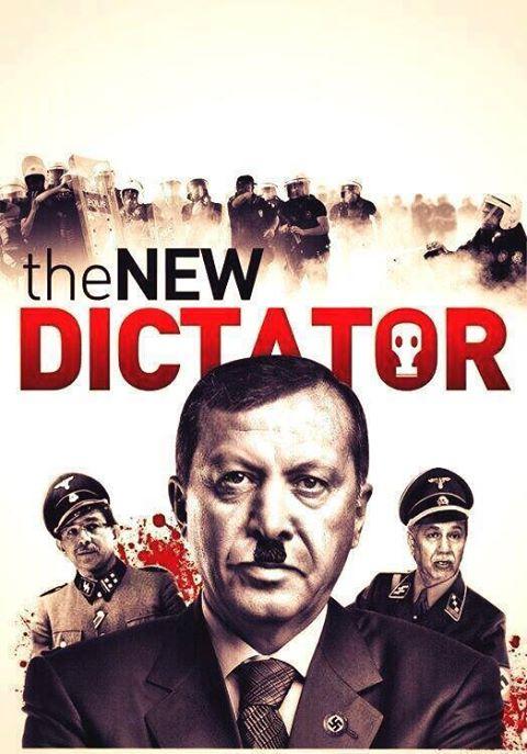 Erdogan-dictator