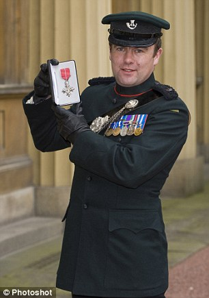 Major Richard Streatfeild