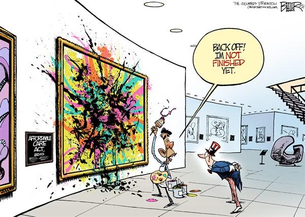 Obamacare-art