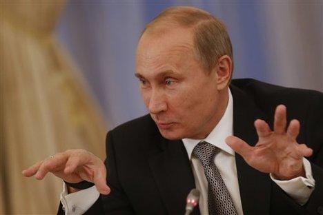 Putin-gimme