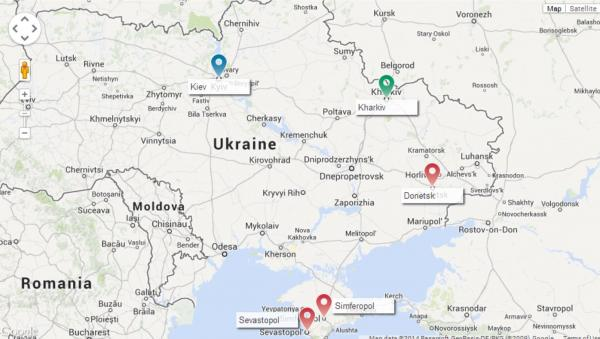 Ukraine-interactive-map