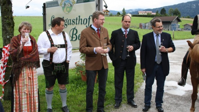 Bavaria Joins European Network Of GMO Free Regions