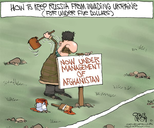 How To Keep Russia From Invading Ukraine