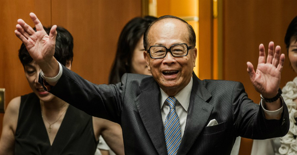 Li-Ka-Shing-The Richest Man In Asia Is Selling Everything In China
