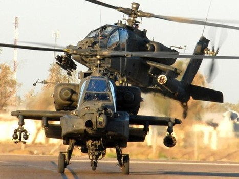 Martial law - Obama confiscates National Guard helicopters from all 50 states