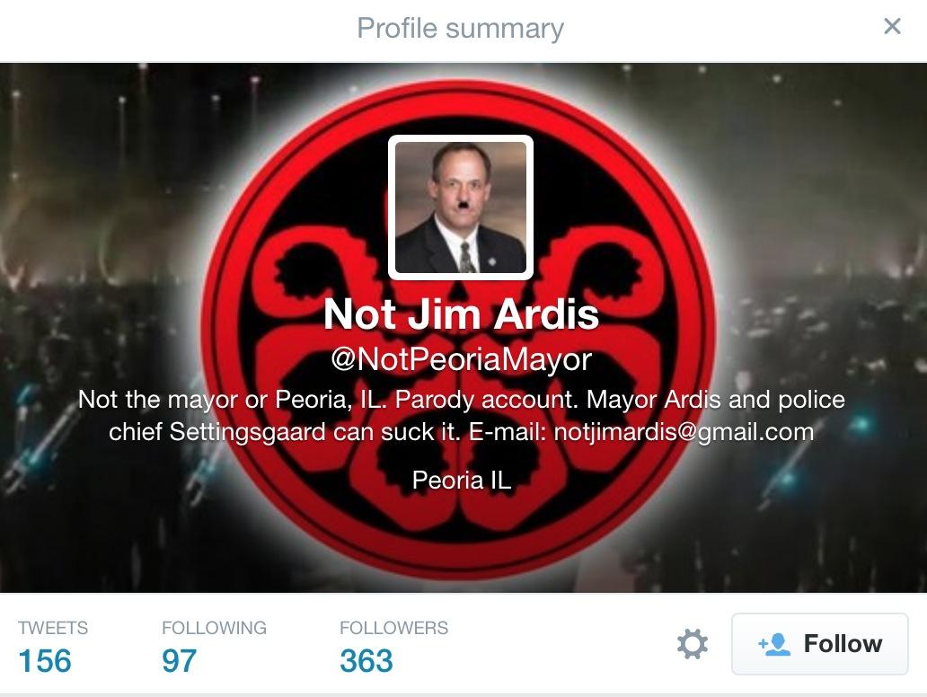 Not Jim Ardis