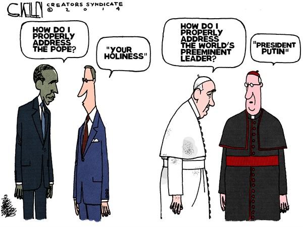 Obama-pope-putin