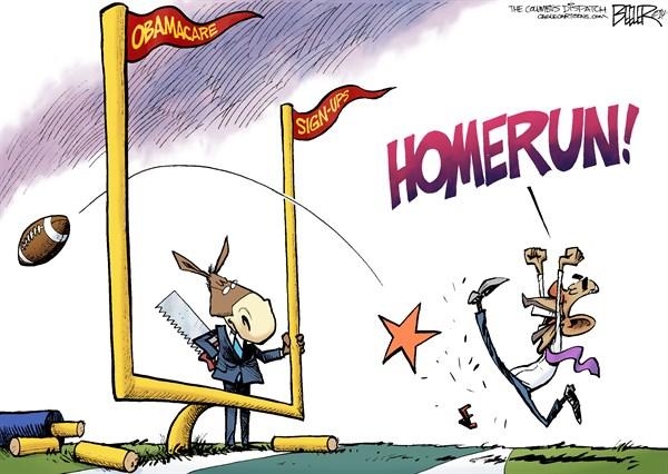 Obamacare-Homerun