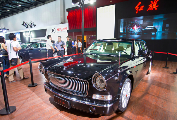 Red Flag L5 Is The New Must-Have Car In China-1