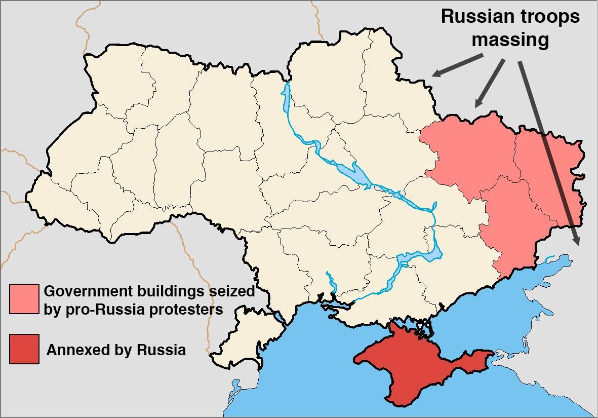 Russia Invasion
