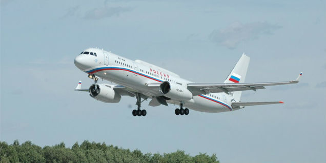 This Russian Doomsday Plane Is President Putin's Personal Escape Pod