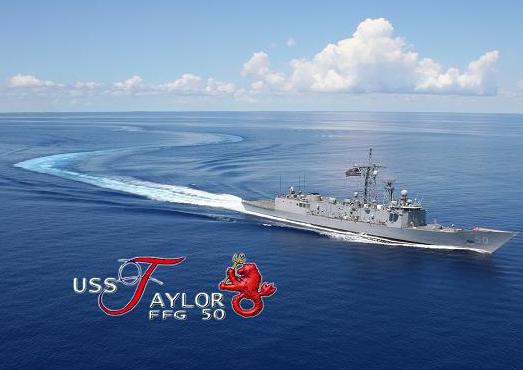 USS Taylor (FFG 50)