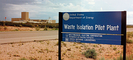 Waste Isolation Pilot Plant (WIPP) opened 1999, to be safe for 10,000 years. Now closed after Plutonium leaks of February 14, 2014. Re-opening uncertain