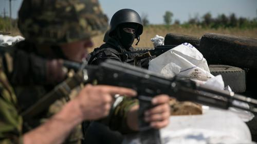 4 Ukraine Soliders Killed, 40 Wounded As Fighting In East Escalates