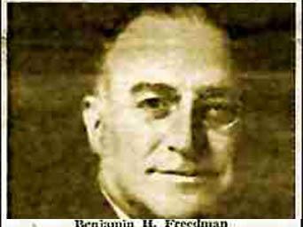 Benjamin-Freedman